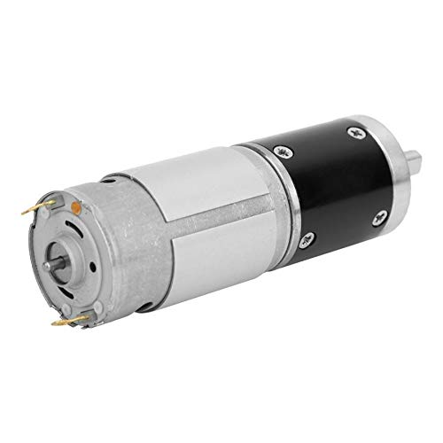 L-Yune,bolt 1pc DC Motor sincrónico CM28-395 DC 24V Encoder Motor Reducción eléctrico...