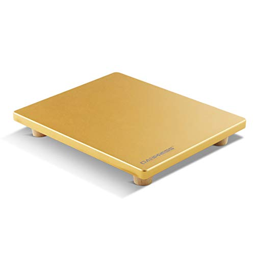 6x7 Inches Cooling Plate for Collection - Food Grade Working Surface Made of 6061 Aluminum - Covering A Fabric Bag in Freezer