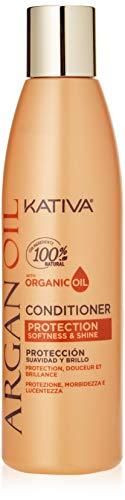 KATIVA Argan Oil Conditioner, Único, 250 Mililitros