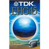 TDK EC-45 EHGEN VHS-C Video-Kassette -