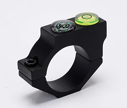 Broptical 方位磁石つき 水平器 25.4mm径用 ver 5.25 マウント アダプター サバゲー 装備 用品 スコープマウント