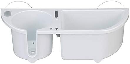 Seachoice 79361 Cruisin' Caddy UV-Resistant Marine Boat Beverage and Item Organizer, White