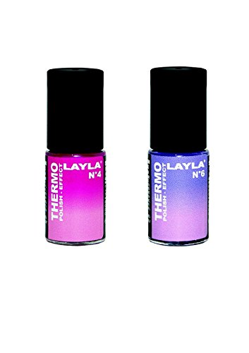 LAYLA THERMO NAGELLACK DUO PACK N°5