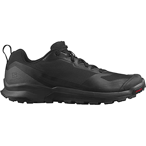 Salomon XA Collider 2 Hombre Zapatos de trail running,  Negro (Black/Black/Ebony),  42 EU