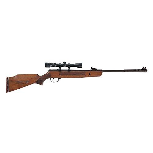 Hatsan Striker Wood .25cal Airgun, Hardwood