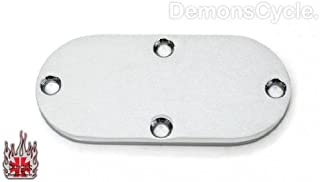 Chrome Primary Inspection Cover for Harley-Davidson Softail and FL