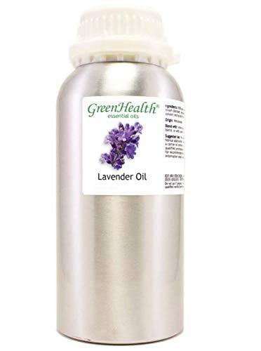 GreenHealth - Lavender Essential Oil - 16 fl oz - Therapeutic Grade
