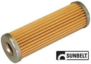 Kubota Compact Tractor Front Mower In Line Fuel Filter Part No: A-B1FF104, 10450055710, 120670, 1523143560, B1VPD6072