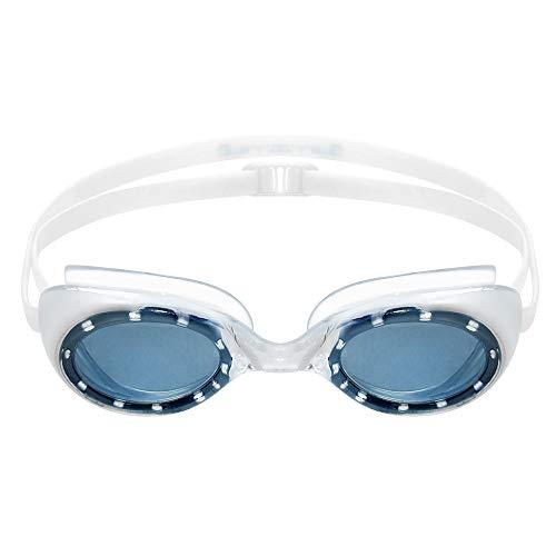 Barracuda AQUACIRCUS JR – Im Dunkeln leuchtende Schwimmbrille für Kinder und Jugendliche 7-15 mit 100{7438320e122d6d3f8e849bb97e1fd6933da972fd400b128bdb86a15904a7a764} UV-Schutz, Anti-Beschlag-Beschichtung, wasserdicht #51125 (Clear/Pink)