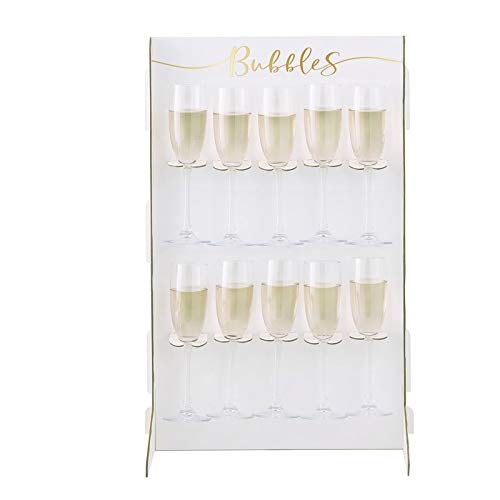 Prosecco Stand/Sekt-Wall/Bruilofts-decoratie-Ration Accessoires Huwelijk Sekt-ontvangst verjaardagsfeest accessoires aperitief