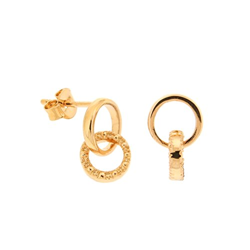 Bijoux pour tous 1200861 - Pendientes para mujer (latón)