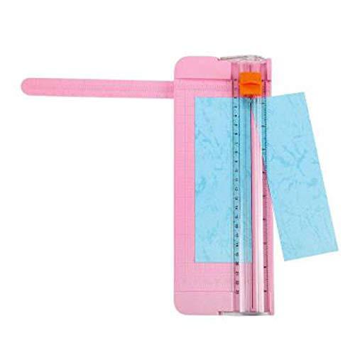 Cortador de papel YOUCHOU A3a4, cortador de precisión deslizante de papel, tarjeta...