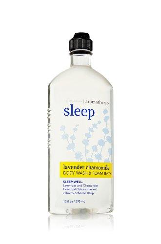 Price comparison product image Bath and Body Works Lavender Chamomile body Wash & Foam Bath 10 oz
