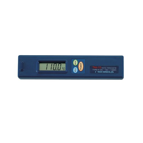 イチネンTASCO TA410-110 デジタル温度計本体