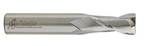 CGC Tools CEM316R2015 Primate Radiused Corner End Mill, 2 Flute, 3/16