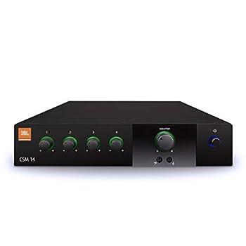 JBL CSM14 | 4 Inputs 1 Output Unsurpassed Commercial Mixer