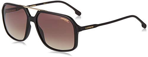 Carrera 229/S gafas de sol, Blackbrwn, 59 Unisex Adulto