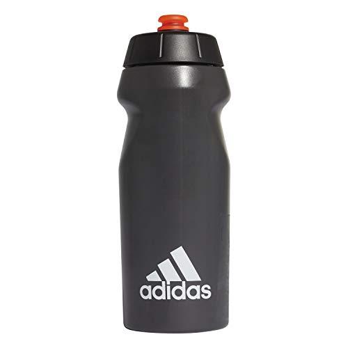 0AFIT|#Adidas Perf Bttl 0, 5 Borraccia, Unisex – Adulto, black/black/solar red, NS
