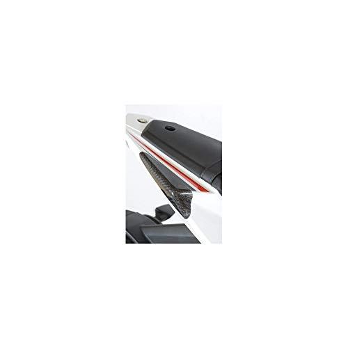 sliders codone posteriore in carbonio, Yamaha YZF-R125 / Genata XRZ125 R&G Racing 5055780336400