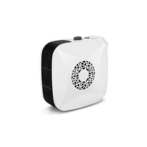XIANGAI Calefactor Pequeños electrodomésticos Ventilador de la calefacción 700 W Calentador eléctrico portátil for el hogar y la Oficina Mini Calentador con sobrecalentamiento P.