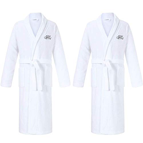 His and His Gay Gifts | Set of 2 His and His Robes