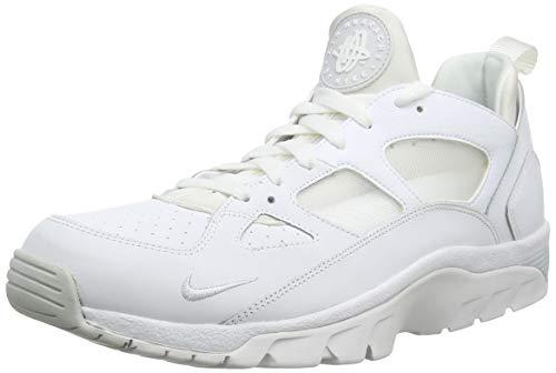 Nike Air TR Huarache Low 749447-110, Zapatillas para Hombre, Blanco (White 749447/110), 44 EU