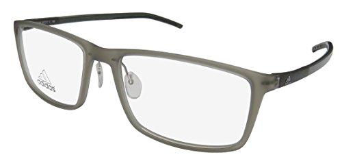 adidas Brillen Litefit 2.0461046–106059matt optischen Rahmen olivgrün 56mm