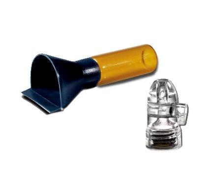 Schaufel Dosierer Glas Acryl