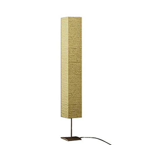 vidaXL Stehlampe 170cm 40W Papierlampe Standleuchte Leselampe Papierleuchte für Schlafzimmer, Wohnzimmer und andere Zimmer