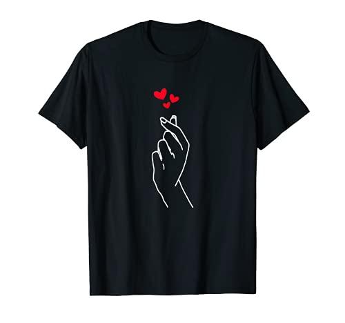 Kpop Gift For Teens Girls Women Korean K-pop Kdrama Merch Camiseta