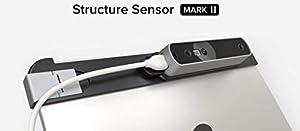 Occipital Structure Sensor 3D Scanner MARK II by technologyoutlet (iPad Mini 4 SA10) (Ipad not included)