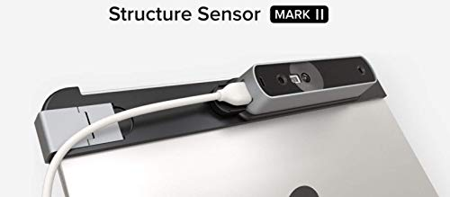 Occipital Structure Sensor 3D Scanner MARK II by technologyoutlet (iPad Pro 12.9 NEW Model with USB-C SA28) (Ipad not included)