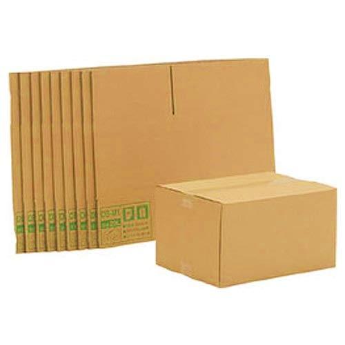 【10枚セット】アイリスオーヤマ ダンボールボックス 引っ越し 梱包 S