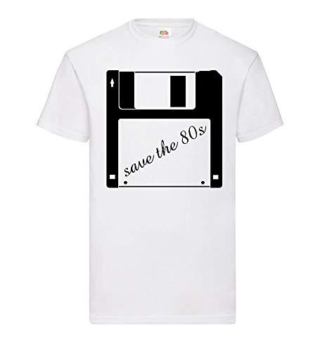 Shirtzshop 84.de - Camiseta de Manga Corta para Hombre (Manga...
