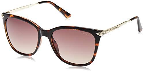 Guess GU7483 56G 56 Monturas de gafas, Marrón (Avana/), 56.0 Unisex Adulto