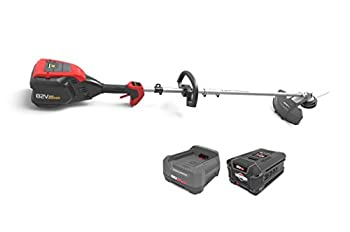 Snapper XD 82V MAX Cordless Electric String Trimmer Kit with  1  2.0 Battery and  1  Rapid Charger