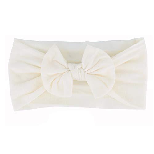 MIRRAY Trend Mode Baby Kinder Headwrap Bogen Knoten Elastisches Haarband Breit Neues Bequem Stirnband ZubehöR P