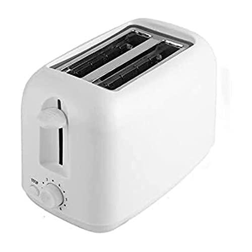 ELXSZJ XTZJ Toasters Fabricante de Pan eléctrico Tostador de tostadora Multi Función automática Máquina de Desayuno Máquina de Cocina Herramienta de Cocina Blanco