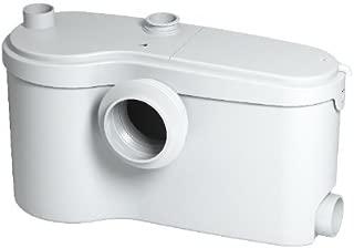 Saniflo 013 SANIBEST Grinder Pump, White