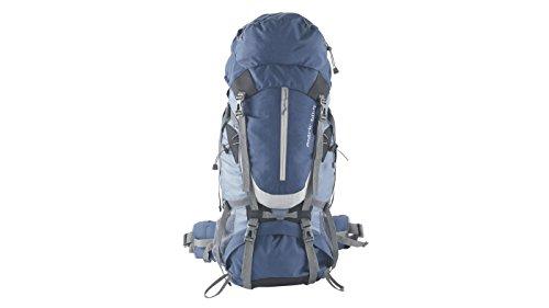 Easy Camp Matric 60+5 Sac à Dos de randonnée Mixte Adulte, Bleu, Taille Unique