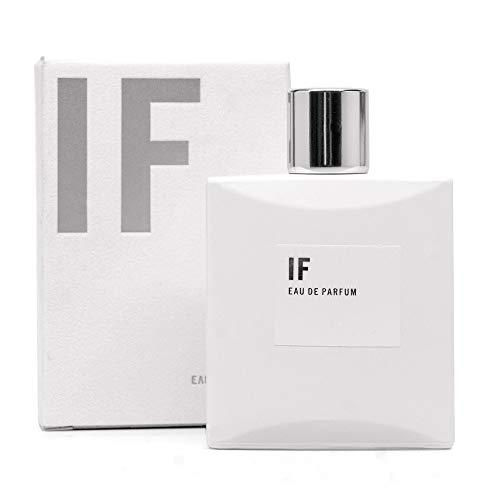 APOTHIA   IF Eau de Parfum   IF Perfume Modern White Floral & Citrus   Award Winning Fragrance   Premium Ingredients I Long Lasting Scent  1.7 oz   50 ml   Small Batches for Luxury Quality