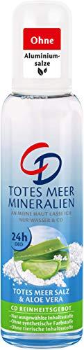 CD Deo Zerstäuber Totes Meer Mineralien, 75 ml