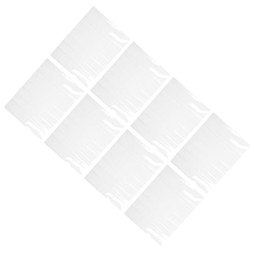 Aoutecen Non tossico Semplice da Usare Pratico Pratico Copri-Mobile Protezione per mobili 8 Pezzi per sedie(Large)