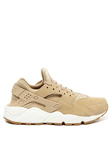 NIKE Wmns Air Huarache Run SD, Scarpe da Trail Running Donna, Beige (Mushroom Bone-Sail-Gum Light Brown 200), 40 EU