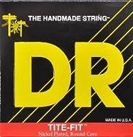 【国内正規輸入品】DR(ディーアール) TITE-FIT LT-9(09-42) エレキギター弦 【旧パッケージ】