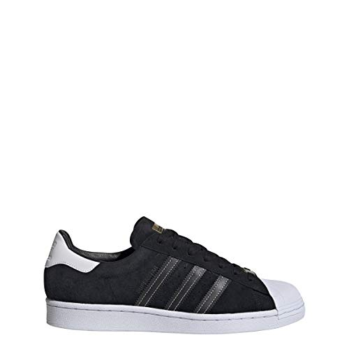 adidas Originals Zapatillas Superstar Hombre en Negro, color Negro, talla 36 2/3 EU