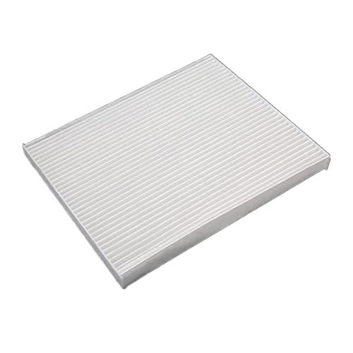 MCYAW C.A. Cabin Air Filter Air Acondicionador de Aire Repelemento Blanco para h.yu.nd.ai e.la.nt.ra a.CC.en.t k.i.a Accesorios de Forte Portátil Útil (Color : White)