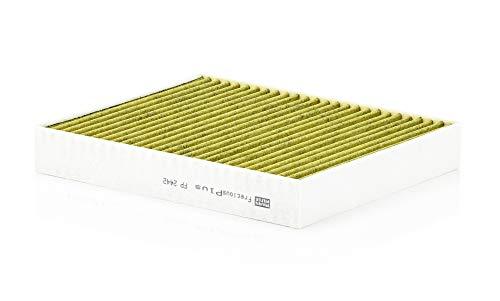 Original MANN-FILTER Innenraumfilter FP 2442 – FreciousPlus Biofunktionaler Pollenfilter – Für PKW
