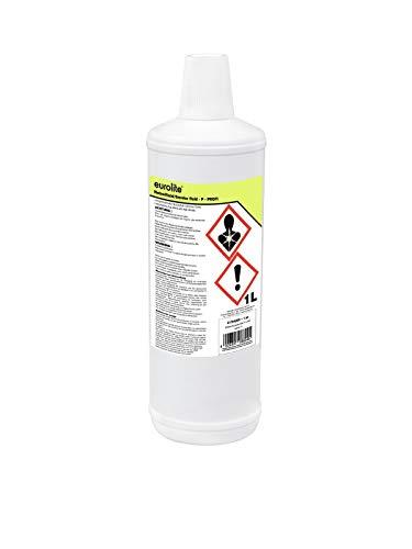 Eurolite Smoke Fluid -P- Profi 1 Liter | Nebelfluid für Nebelmaschinen | Hohe Dichte und lange Standzeit | Made in Germany | Geruchsneutral auf Wasserbasis | Biologisch abbaubar