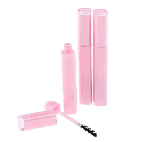 Toygogo Tubo De Rímel Vacío Con Aplicador De Varita - Perfume Y Aceite De Ricino - Kit Ideal Para Cosméticos DIY - 6 G